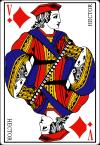 100px Jack of diamonds fr svg