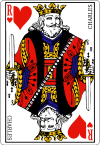 100px King of hearts fr svg