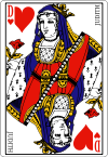 100px Queen of hearts fr svg