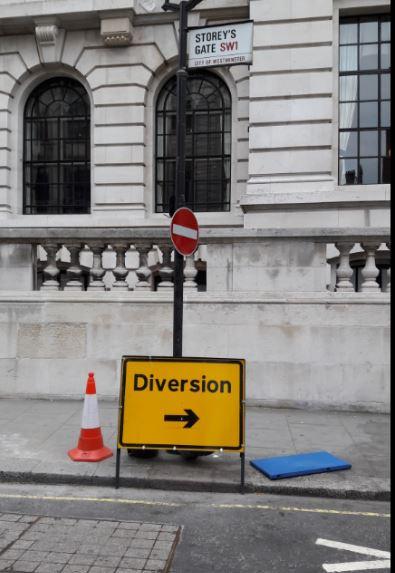 diversion anglaise