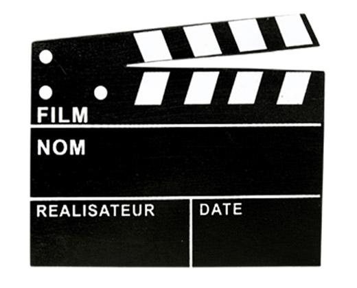 marque place clap cinema 1a
