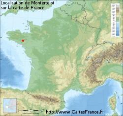 mini carte Montertelot