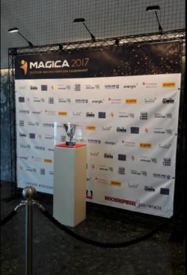 le trophée magique 2017