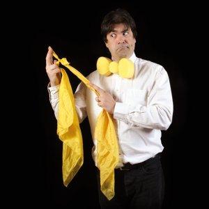 foulards jaunes