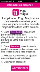 Vignette de Frigo magic